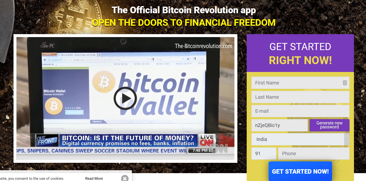 The Single Strategy To Use For Bitcoin Revolution Review [Tested] - Scam App Or Legit? Proof
